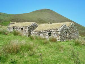 Häuser auf Orkney