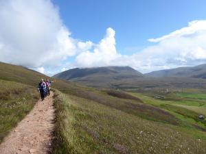 Wandern auf der Insel Hoy