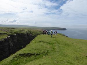 Steilküste Orkney