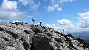Gipfel Schiehallion