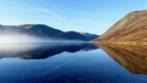 Loch Turret im Frühjahr