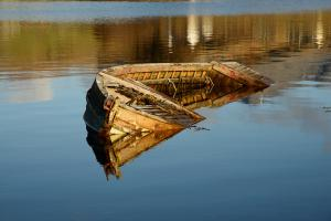 Bootsfriedhof, Loch Harport, Skye Fotoreise