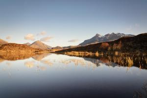 Cullin Spiegelung, Skye Fotoreise