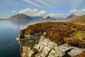 Die weitere Küste bei Elgol, Skye