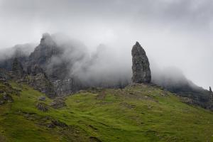 Umhüllung, Old Man of Storr, Skye Fotoreise