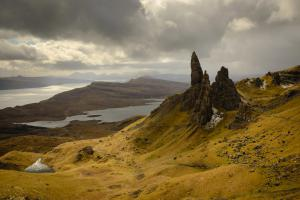 Old Man of Storr, Insel Skye