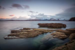 Aprilschnee auf den Cullins bei Sonnenaufgang, Skye Fotoreise