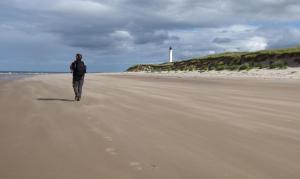Wandern Moray Küste