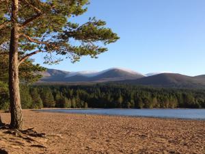 Loch Morlich bei Aviemore