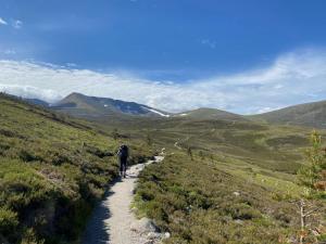 Wandern in den Cairngorms