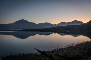 Dämmerung Loch Torridon, Torridon & Applecross Fotoreise