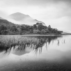 Morgennebel, Loch Clair, Torridon Fotoreise