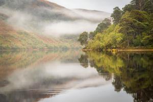 Herbstliche Morgenstimmung, Loch Clair, Torridon & Applecross Fotoreise