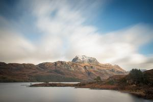 Slioch am Loch Maree, Torridon & Applecross Fotoreise