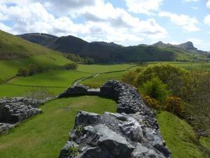 Castel y Bere, Wales