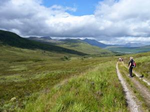 Coulin Pass, Wester Ross