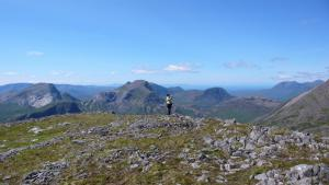 Bergwandern in Torridon