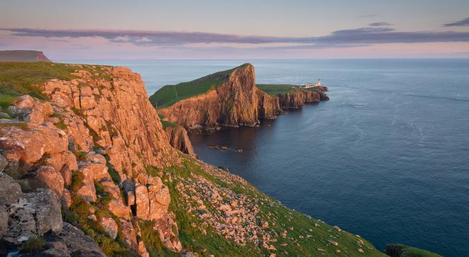 Neist Point, Insel Skye Fotoreise