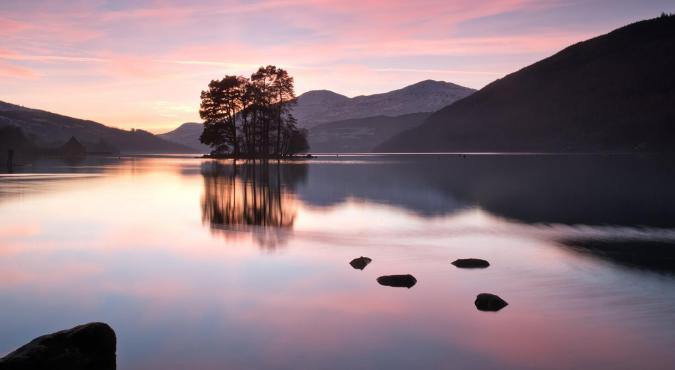 Kenmore Sunset, Loch Tay - Intensive Fotoreise Perthshire