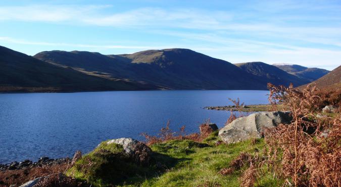 Strathearn - Sprachreise mit Wandern